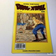 Cómics: DRAGON BALL SERIE AMARILLA Nº 37. Lote 145364382