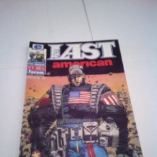 Cómics: THE LAST AMERICAN - EPIC PRESENTS - COMPLETA - SERIE LIMITADA CUATRO NUMEROS -CJ 100 - BE . Lote 145490246