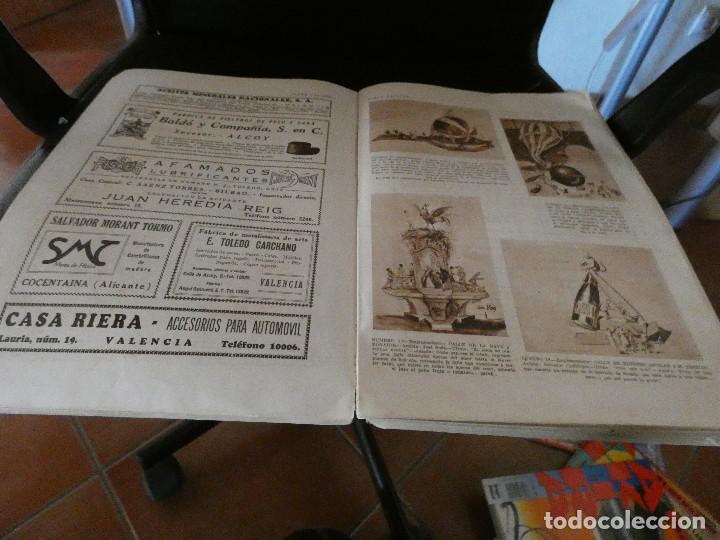 Cómics: ALBUM FALLERO DEDICADO A PROPAGAR LAS FIESTS DE LAS FALLAS RIVADENEYRA 1933 Pesa 700 gramos - Foto 3 - 146253838
