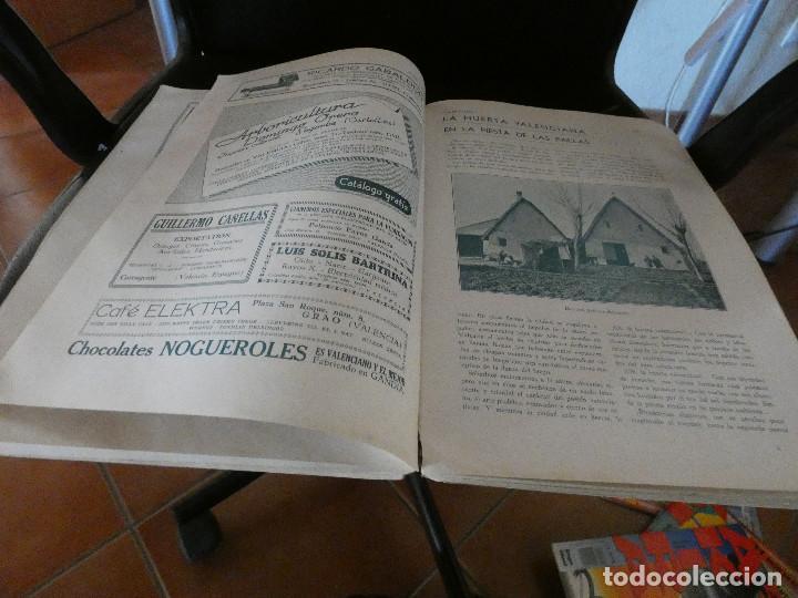 Cómics: ALBUM FALLERO DEDICADO A PROPAGAR LAS FIESTS DE LAS FALLAS RIVADENEYRA 1933 Pesa 700 gramos - Foto 5 - 146253838