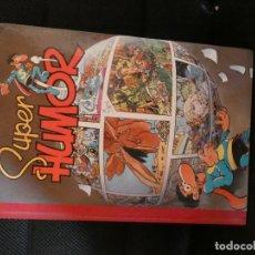 Cómics: SUPER HUMOR SUPER LOPEZ 1A EDICION ABRIL 1994 PESA 865 GRAMOS. Lote 146254214