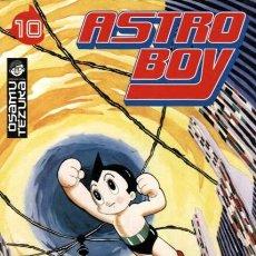 Cómics: ASTROBOY-10 (GLÉNAT, 2005) DE OSAMU TEZUKA . Lote 146878066