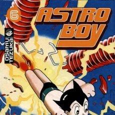 Cómics: ASTROBOY-6 (GLENAT, 2004) DE OSAMU TEZUKA. Lote 147062606