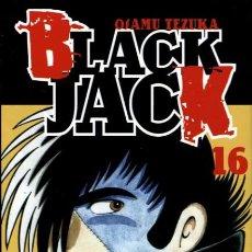 Cómics: BLACK JACK-16 (GLENAT, 2009) DE OSAMU TEZUKA. Lote 147066206