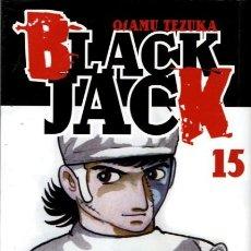 Cómics: BLACK JACK-15 (GLENAT, 2009) DE OSAMU TEZUKA. Lote 147066486