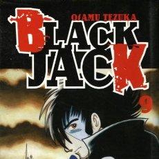 Cómics: BLACK JACK-9 (GLENAT, 2008) DE OSAMU TEZUKA. Lote 147067358