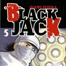 Cómics: BLACK JACK-5 (GLENAT, 2007) DE OSAMU TEZUKA. Lote 147067950