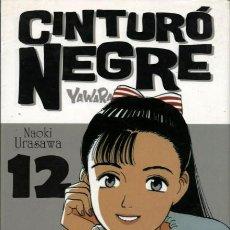 Comics : CINTURÓ NEGRE-12 -YAWARA- (GLENAT, 2010) DE NAOKI URASAWA. Lote 209877835
