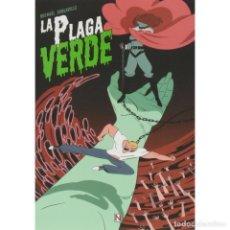 Cómics: CÓMICS. LA PLAGA VERDE - MICKAËL SANLAVILLE DESCATALOGADO!!! OFERTA!!!. Lote 147246450