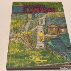 Cómics: EL CAMINANTE - JIRO TANIGUCHI - PONENT MON. Lote 147970010