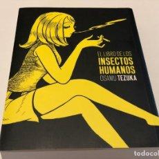 Cómics: EL LIBRO DE LOS INSECTOS HUMANOS, TEZUKA, OSAMU. Lote 147974258