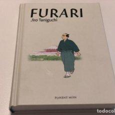 Cómics: FURARI - JIRO TANIGUCHI. Lote 147991430