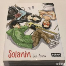 Cómics: SOLANIN DE INIO ASANO. Lote 148051406