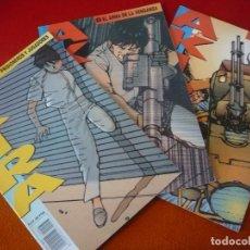 Cómics: AKIRA NºS 7, 8 Y 9 ( KATSUHIRO OTOMO ) ¡BUEN ESTADO! MANGA EN COLOR GLENAT 1990. Lote 148551758