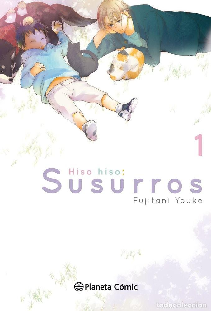 SUSURROS 1 MANGA (Tebeos y Comics - Manga)