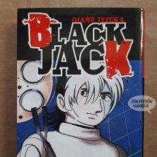 Cómics: BLACK JACK 1 - OSAMU TEZUKA - GLENAT - JMV. Lote 151424530