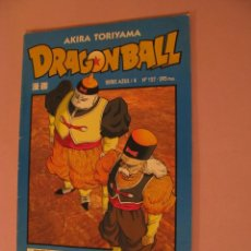 Cómics: DRAGON BALL Nº 157 SERIE AZUL/4. AKIRA TORIYAMA. 1991.. Lote 151451146