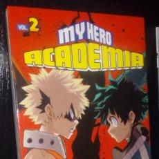 Cómics: MY HERO ACADEMIA Nº 02. Lote 151613926