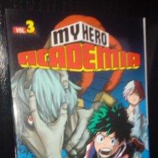 Cómics: MY HERO ACADEMIA Nº 03. Lote 151614042