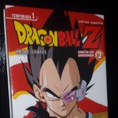 Cómics: DRAGON BALL Z ANIME SERIES SAGA SAIYANOS Nº 02. Lote 175474089