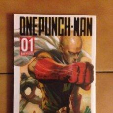 Cómics: MANGA ONE PUNCH MAN TOMO 1 DE ONE Y YUSUKE MURATA - IVREA. Lote 152486538
