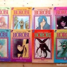 Comics : HOROBI Nº1 A 8 ( YOSHIHISA TAGAMI ). Lote 152655562