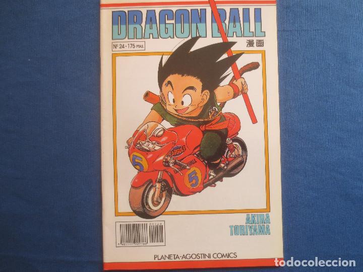 Dragon Ball N º 24 Serie Blanca Planeta 199 Sold Through Direct Sale 153050134