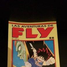 Cómics: DRAGON QUEST. LAS AVENTURAS DE FLY. Lote 154115382