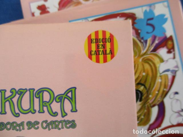 Cómics: LOTE 7 NUMEROS CLAMP CARDCAPTOR SAKURA Nº 2, 3, 4, 5, 6, 7 y 8 - GLENAT (En CATALAN) - Foto 15 - 154502670