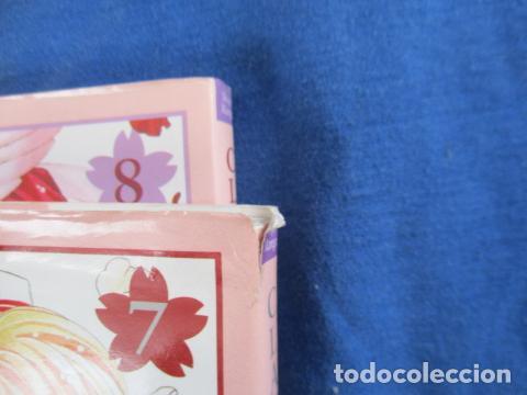 Cómics: LOTE 7 NUMEROS CLAMP CARDCAPTOR SAKURA Nº 2, 3, 4, 5, 6, 7 y 8 - GLENAT (En CATALAN) - Foto 24 - 154502670