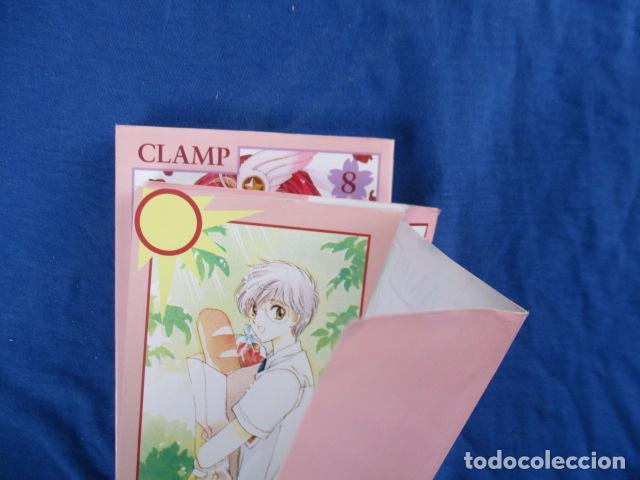 Cómics: LOTE 7 NUMEROS CLAMP CARDCAPTOR SAKURA Nº 2, 3, 4, 5, 6, 7 y 8 - GLENAT (En CATALAN) - Foto 25 - 154502670