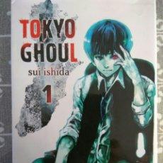 Cómics: LIBRO CÓMIC MANGA TOKYO GHOUL TOMO 1 NORMA EDITORIAL. Lote 154572614