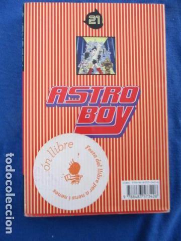 Cómics: ASTRO BOY - Nº 21 - OSAMU TEZUKA - GLÉNAT - ASTROBOY - Foto 3 - 154722514