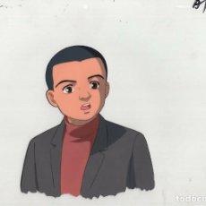 Cómics: EIKOU E NO SPUR IGAYA CHIHARU MONOGATARI ORIGINAL ANIMATION CEL A1 W/DOUGA. Lote 154878310