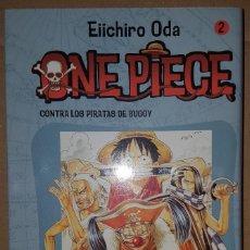 Cómics: COMIC MANGA / ONE PIECE Nº 2 CONTRA LOS PIRATAS DE BUGGY DE EIICHIRO ODA PLANETA DE AGOSTINI 2004. Lote 155700926