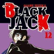 Cómics: BLACK JACK 12. OSAMU TEZUKA. Lote 155836162