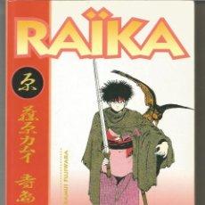 Cómics: RAIKA EDICIONES GLÉNAT Nº 2. Lote 155896586