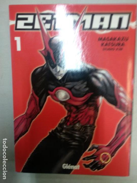 ZETMAN - 1 (Tebeos y Comics - Manga)