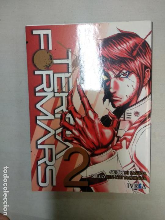 TERRAFORMARS 2 - IVREA (Tebeos y Comics - Manga)