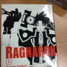 Cómics: RAGNAROK 1 . Lote 155966650