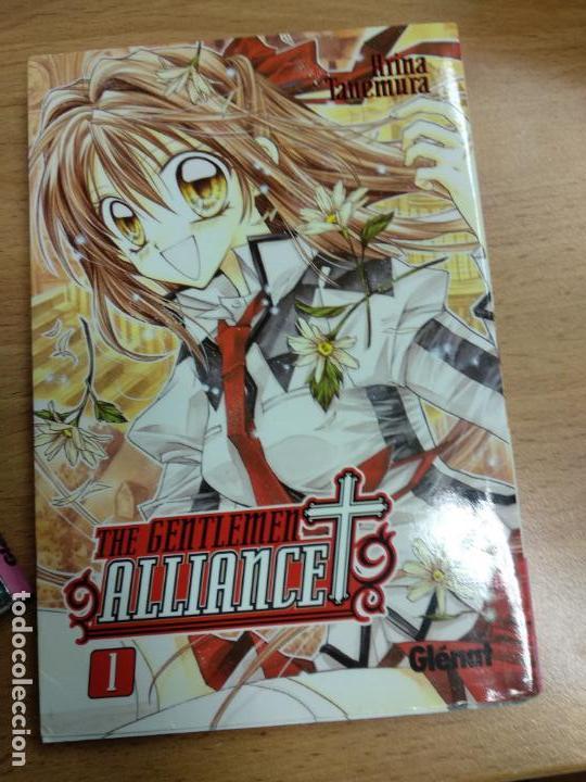 THE GENTLEMEN ALLIANCE Nº 1 (DE 11), ARINA TANEMURA (Tebeos y Comics - Manga)