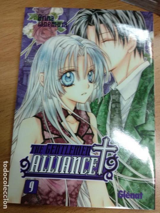 THE GENTLEMEN ALLIANCE Nº 9 (DE 11), ARINA TANEMURA (Tebeos y Comics - Manga)