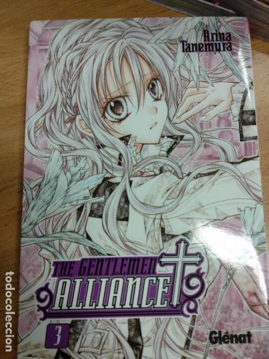 THE GENTLEMEN ALLIANCE Nº 3 (DE 11), ARINA TANEMURA (Tebeos y Comics - Manga)