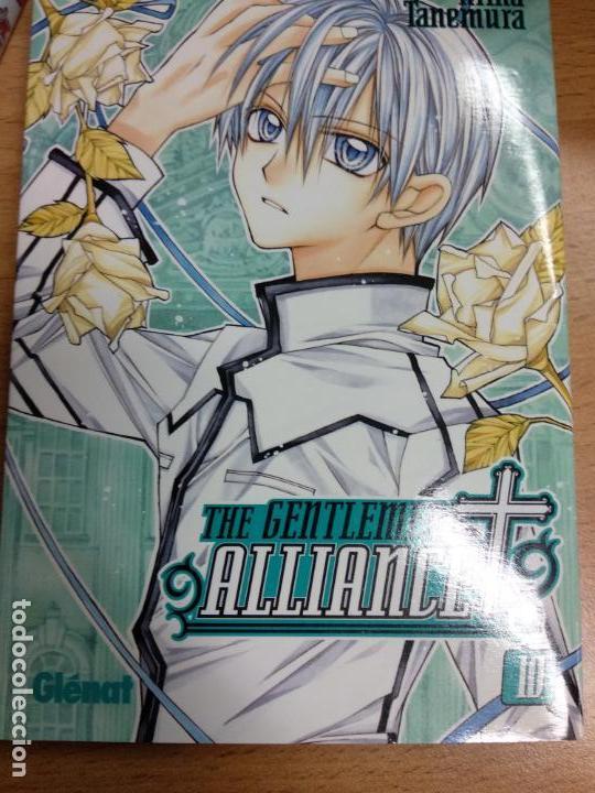THE GENTLEMEN ALLIANCE Nº 10 (DE 11), ARINA TANEMURA (Tebeos y Comics - Manga)