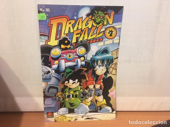 COMIC DRAGON FALL TURBO 41 PARODIA DRAGON BALL (Tebeos y Comics - Manga)