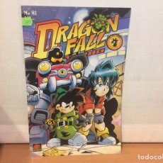 Cómics: COMIC DRAGON FALL TURBO 41 PARODIA DRAGON BALL. Lote 155969913