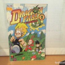Cómics: COMIC DRAGON FALL TURBO 45 PARODIA DRAGON BALL. Lote 155970378