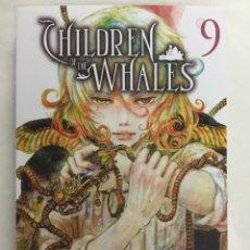 Cómics: CHILDREN OF THE WHALES 9 - ABI UMEDA - MILKY WAY EDICIONES. Lote 156100356