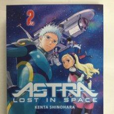 Cómics: ASTRAN. LOST IN SPACE - KENTA SHINOHARA - MILKY WAY EDICIONES. Lote 156102912