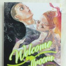 Cómics: WELCOME TO THE BALLROOM 9 - TOMO TAKEUCHI - MILKY WAY EDICIONES. Lote 156131105